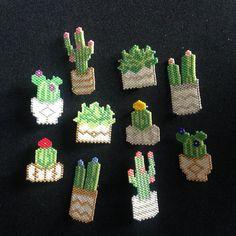 """37 mentions J'aime, 5 commentaires - ✨CG creations ✨ (@cg_creations_bijoux) sur Instagram : """"CG-Creations a aussi succombé à la cactus mania!!!! Que pensez vous de ces petites broches? #CG-…"""""""