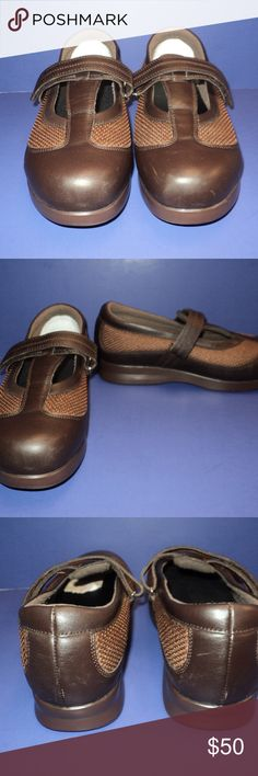 5e81a3f326e DREW Desiree 14385 Orthopedic 9WW Shoes Brown When the shoemakers at Drew  put a playful twist