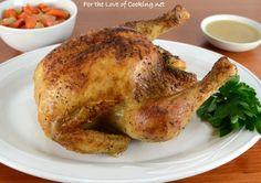 Julia Child's Favorite Roast Chicken