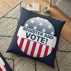 """""""Register and vote"""" by -VaLLy- 