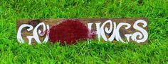 $30 etsy  https://www.etsy.com/listing/196628082/go-hogs-string-art-sign?ref=shop_home_active_21  Go Hogs String Art Sign by NailedItDesign on Etsy  Officially Licensed Arkansas Razorback Crafter