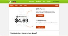 Qmee - Get paid to Google