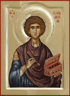 Orthodox Catholic, Orthodox Christianity, Byzantine Icons, Orthodox Icons, Animal Kingdom, Saints, Artwork, Coloring, Angels