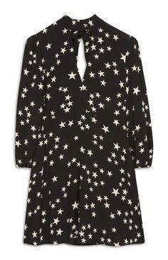 Primark - Choker-Kleid mit Sternen