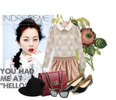 """""""You Had Me at """"Hello"""""""" by lapetitetortue ❤ liked on Polyvore"""