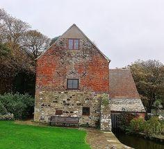 wallpaper watermill