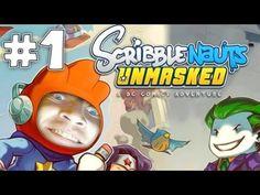 ▶ FABULOUS DUCKS! - Scribblenauts Unmasked Gameplay - Part 1 - YouTube