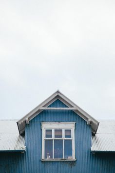 Tin Houses in Reykjavik, Iceland From Cereal Volume 3 Photo by Rich Stapleton