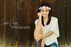 A little bit a country ;)  Love this girl!   Sara Pope Photography, pose by a barn, Bay Area Photographer, Oakley CA, Brentwood CA