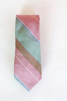 Vintage Christian Dior Neck Tie  Diaganol  by VintageCommon, $36.00