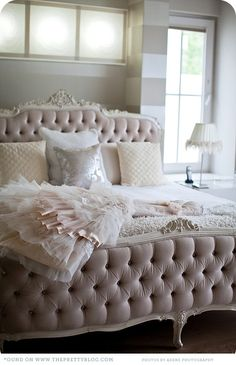 bed of dreams.....so perfect.