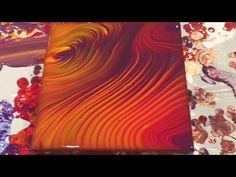 Fluid Art, Draw an Abstract Painting for the Interior Decor, Acrylic Pouring Art Flow Painting, Pour Painting, Oil Painting Abstract, Knife Painting, Acrylic Pouring Art, Acrylic Art, Cheap Wall Art, Alcohol Ink Crafts, Acrylic Painting Techniques
