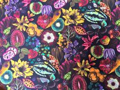 LIBERTY TANA LAWN - EARTHLY DELIGHTS (B) - 100% COTTON FABRIC - ALL SIZES | Crafts, Fabric | eBay!