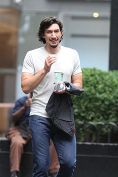 Adam Driver - Scenes from the 'Girls' Set