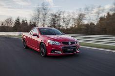 Holden SS V Ute Sets A New Record At Nurburgring