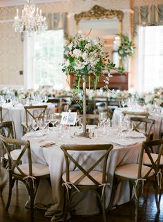 Gorgeously lit indoor reception space - beautiful details!