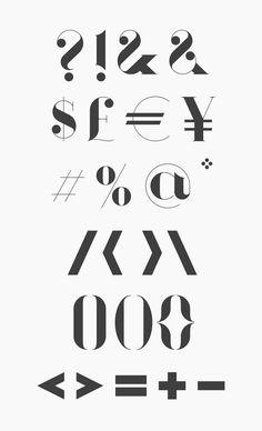 Argö is a fashion conscious serif typeface   Font