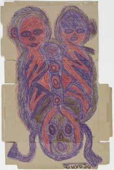 CAVIN-MORRIS GALLERY: GUYODO