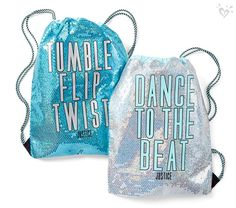 Dance, flip, tumble and twist. This Mackenzie Ziegler for Justice Active collection is not to be missed! Dance Outfits, Kids Outfits, Justice Bags, Justice Stuff, Girls Fashion Clothes, Kids Fashion, Girls Luggage, Gymnastics Outfits, Gymnastics Wear