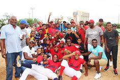 Haina se corona campeón del torneo de béisbol Doble-A del DN