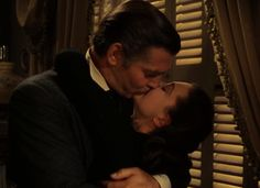 Rhett and Scarlett...one of my favorite movies (and couples!) ever!