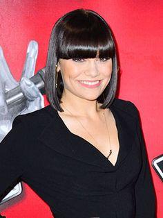 8 Celebrity Bob Hairstyles: Jessie J #hair
