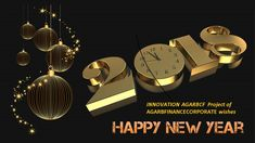 """INNOVATION @agarbcf Project of AGARBFINANCECORPORATE wishes HAPPY NEW YEAR 2018"""