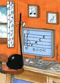 Note Pun Intended! #music_humor #puns #music_puns