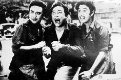 Day 12 - favorite comedian in movies: Kishore Kumar (1929 - 1987) I wanted to differentiate my choice from 'usual' comedians in hindi films, such as Johnny Walker (1926 - 2003) or Mehmood (1932 -...