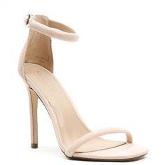 Ideal Shoes - Sandales à brides effet daim Helina: Amazon.fr: Chaussures et Sacs