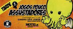 Not so scary games evening | Tarde de jogos pouco assustadores @Cinema São Jorge - MoteLX 2014