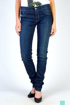 e0895282 Details about NEW ladies DIESEL LIVIER 0RA08 Slim Skinny leg JEANS womens  size W28 L34 uk 10. Diesel JeansDenim FashionSkinny ...