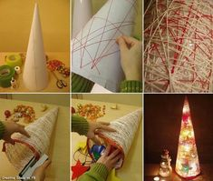 25 Simple Christmas Craft Ideas for Kids: 2015