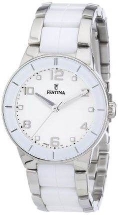 #ceramicwatches #festinaautomatic #festinawatches #festinawatchesprices #whiteceramicwatch Festina Ceramic Collection Women's With Ceramic Elements Check https://www.carrywatches.com
