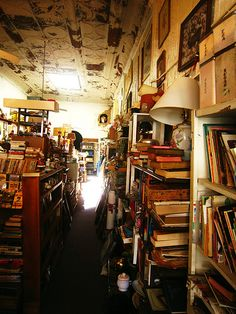 book store, perfect place