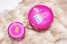 Lee Stafford - Messed Up Wax & Hair Growth Treatment Mask - review