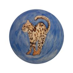 Cat - by Abby Marshall 2016