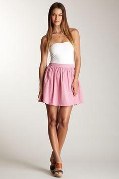 Full Woven Skirt on HauteLook