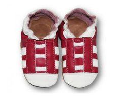 ekoTuptusie Tenisiaki Róż z białym noskiem :) Soft Sole Baby Shoes Sneakers Pink with White nose :) https://fiorino.eu/