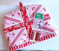 tea cozy (lilys quilts tutorial) | Flickr - Photo Sharing!