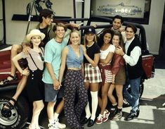 1994–1997, syndication/UPN. Loosely based on the popular teen series of books by Francine Pascal about identical twin sisters Elizabeth (the nice one) and Jessica (the sociopathic bitch, although slightly less completely insane on the TV show as she was in the books), this series stuck around for four seasons of unbelievable high school drama. No really, it was totes unbelievable. But there was a lot of cool mid-'90s midriff action to make up for it.