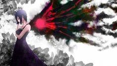 Touka Kirishima Kagune Anime Girl Fondos de alta definición de 2560 × 1440