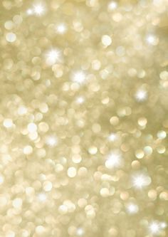 what i love about this image: gold glitter!