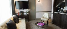 Luxury Suites in South Kensington at The Ampersand Boutique Hotel