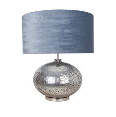 Marmore Silver Blue