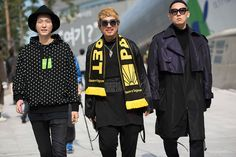 See what Korea's most stylish wore to Seoul Fashion Week SS17 in our latest street style recap.
