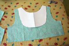 pleated yoke tutorial – Craftiness Is Not Optional