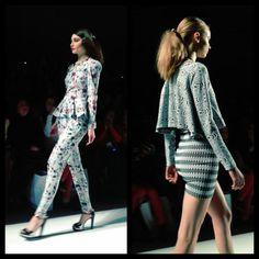 Whitney Eve - NY Fashion Week