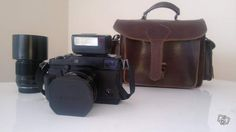 FUJIFILM X-PRO 1 Grafea camera bag