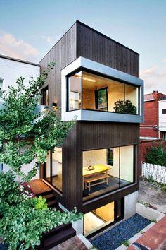Ejemplos de la Arquitectura Contemporánea